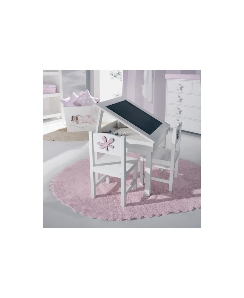 Alfombra lavable lorena canals blonda rosa ro infantil - Alfombras lavables lorena canals ...