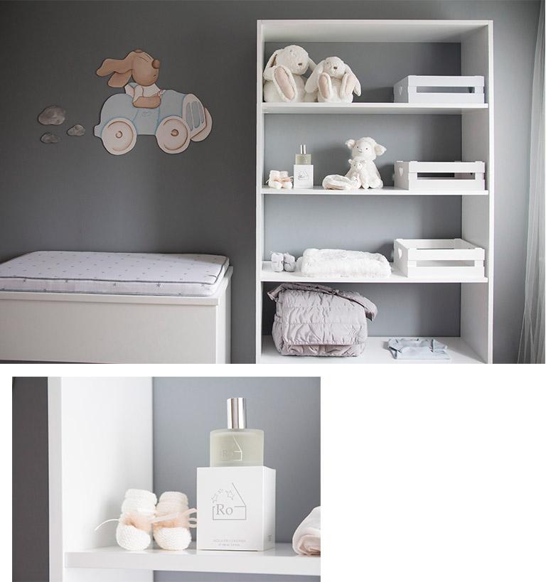 Un dormitorio de bebe de ensueño - blog de moda infantil - blog ...