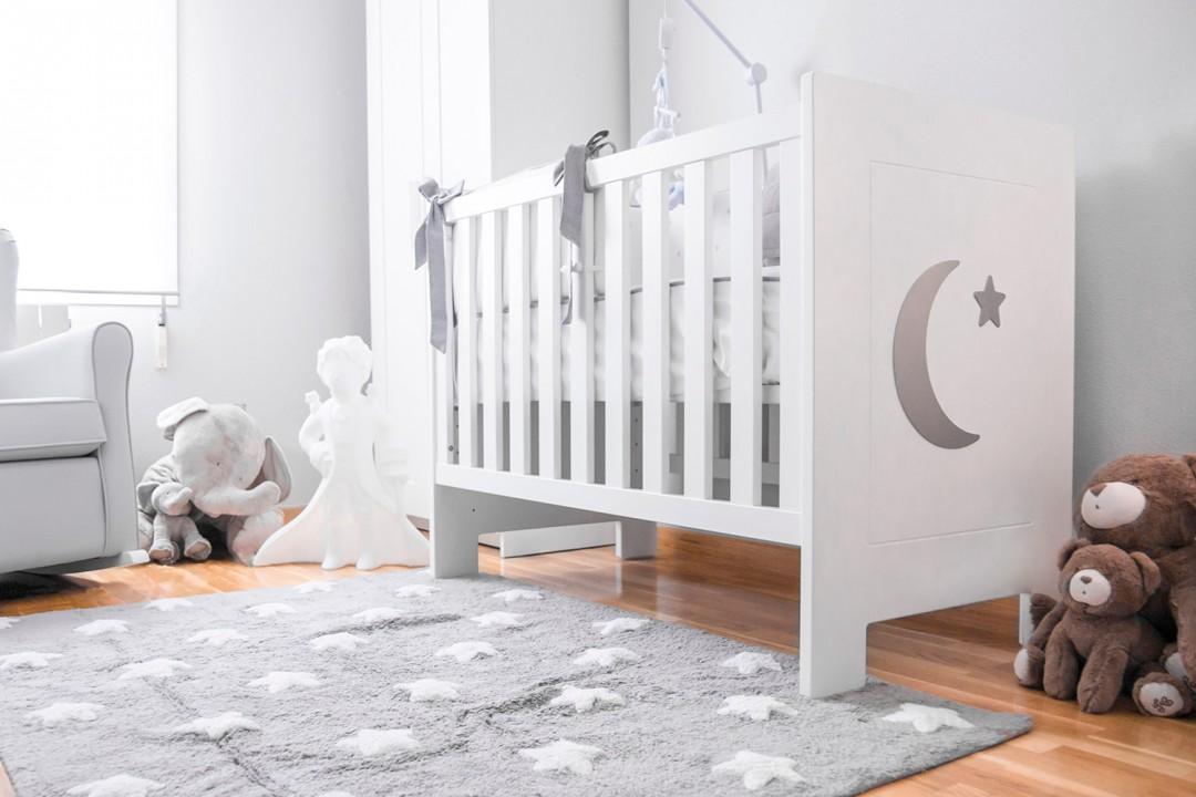 El principito y su dormitorio infantil blog de moda for Mobiliario habitacion bebe