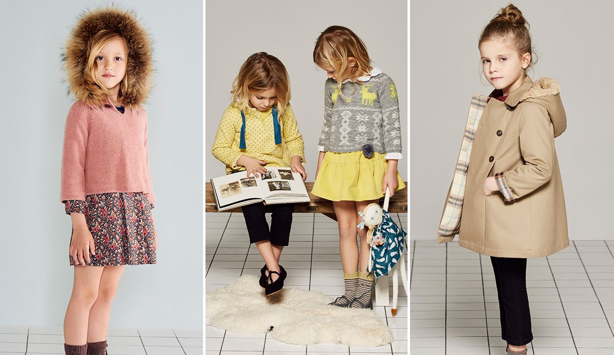 Moda infantil online Nanos