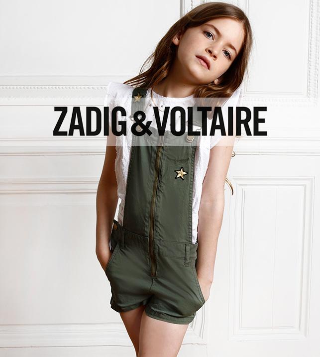 Zadig & Voltaire niños