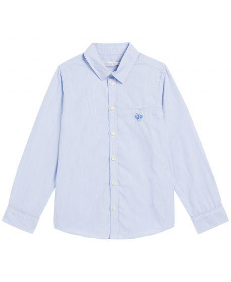 Camisa Niño Azul Cielo Tartine et Chocolat