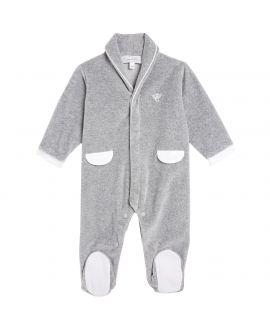 Pijama Bebe Gris Tartine et Chocolat