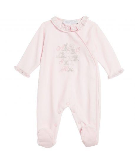 Pijama Bebe Niña Rosa Abecedario Tartine et Chocolat