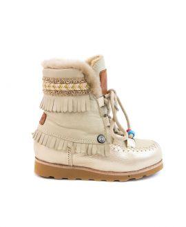 Dolfie Zapatos Niña Gold Sand