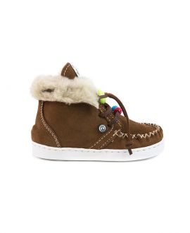 Dolfie Zapatos Niño Marrón