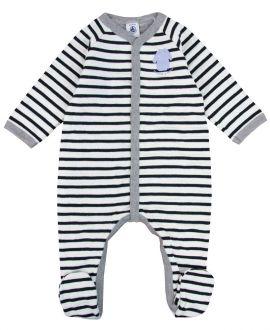 Pijama Bebe Petit Bateau Corchetes