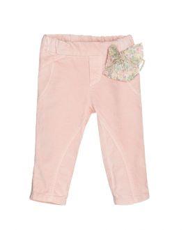Pantalon Velveton Rosa Nanos Bebé Niña
