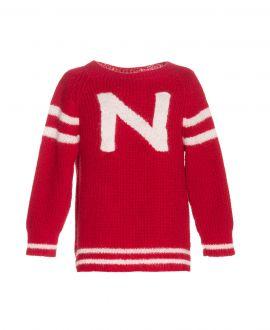 Jersey Punto Rojo Nanos Niña