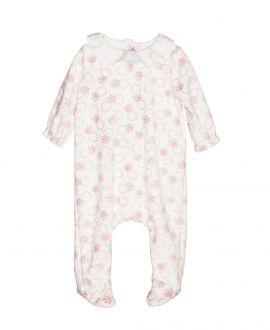 Pijama Rizo Rosa Nanos Bebe