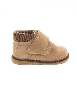 Zapatos Bebe Niño Eli Taupe
