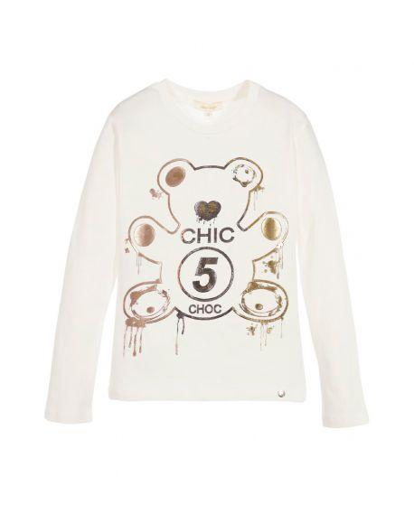 Camiseta Niña Miss Grant Oso Chic
