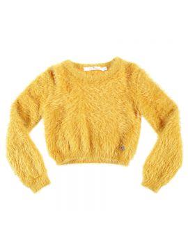 Jersey Niña L:U L:U Amarillo Pelo
