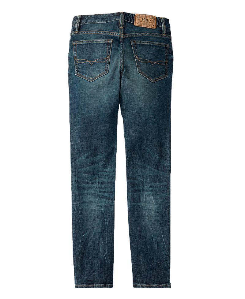 Pantalon Vaquero Nino Polo Ralph Lauren Super Skinny Ro Infantil