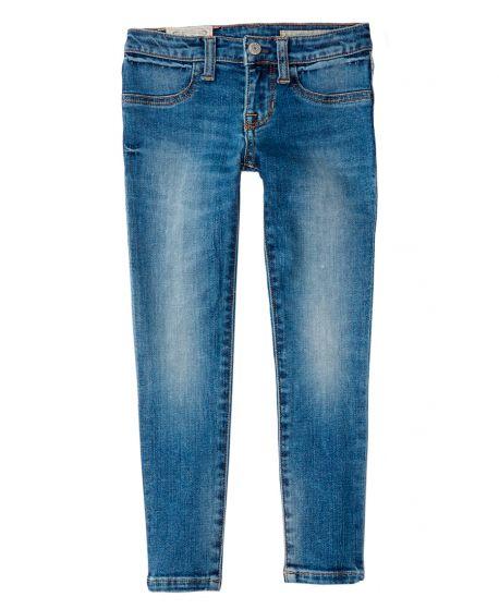 Pantalon Vaquero Niña Polo Ralph Lauren