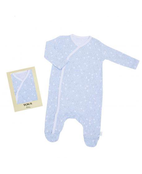 Pijama Bebe Baby Tous Sky Celeste