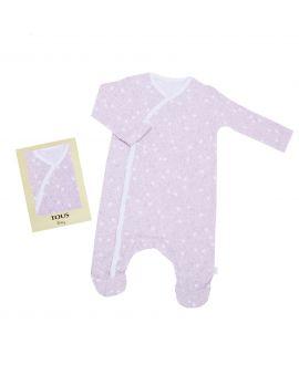 Pijama Bebe Baby Tous Sky Blanco