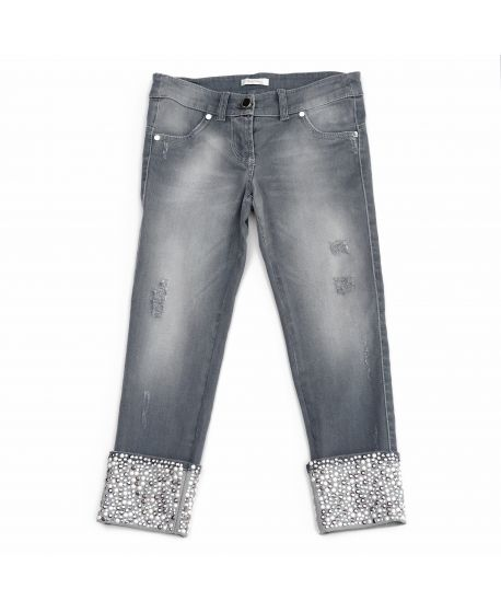 Jeans Metalicos Miss Grant
