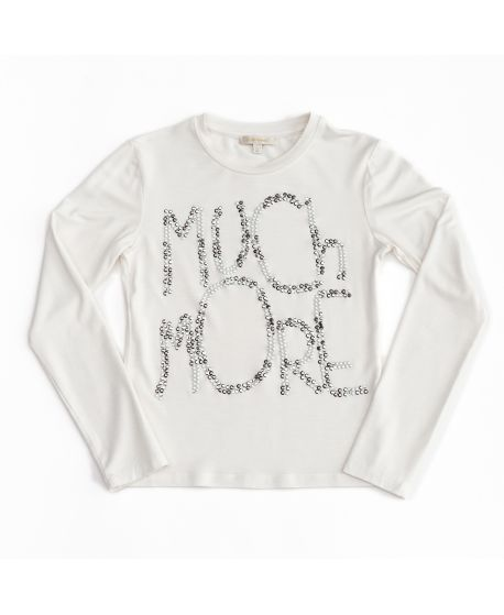 Camiseta Much Miss Grant Blanca