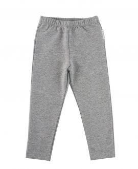 Pantalon Bebe Niño Moncler Gris Sport