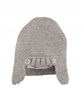 Gorro Bebe Niño Message In The Bottle Punto Gris