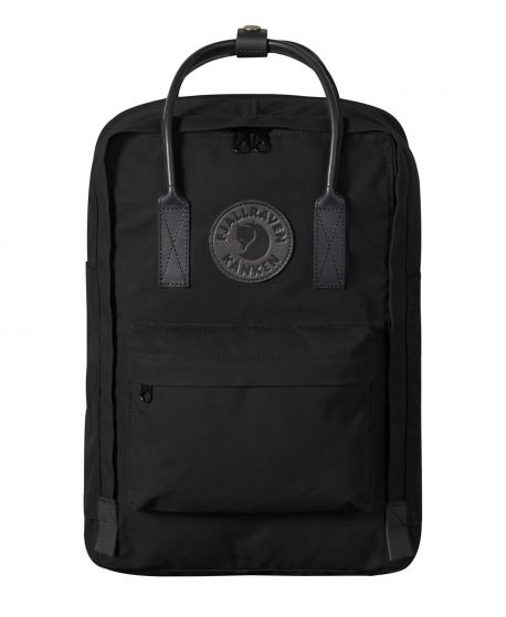 "Mochila Kanken Fjallraven No 2 Laptop 15"" Black"