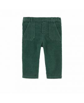 Pantalon Bebe Niño Micropana Verde Tartine et Chocolat