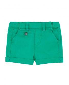 Pantalon Corto Niño TARTINE ET CHOCOLAT Verde