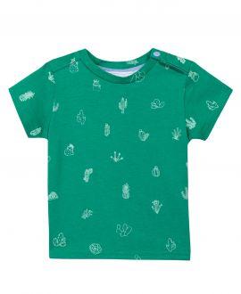 Camiseta Niño TARTINE ET CHOCOLAT Verde
