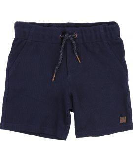 Pantalon Corto Niño CARREMENT BEAU Algodón Marino