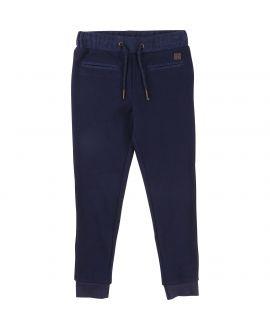 Pantalon Niño CARREMENT BEAU Indigo Cordones
