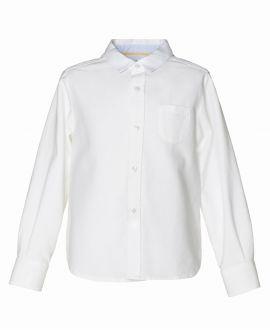 Camisa Blanco NANOS Niño Bolsillo