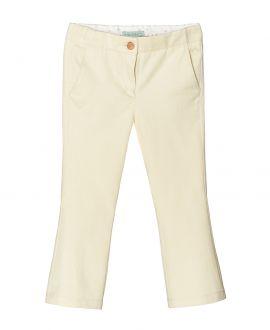 Pantalon Algodón Lino Crudo NANOS Niña