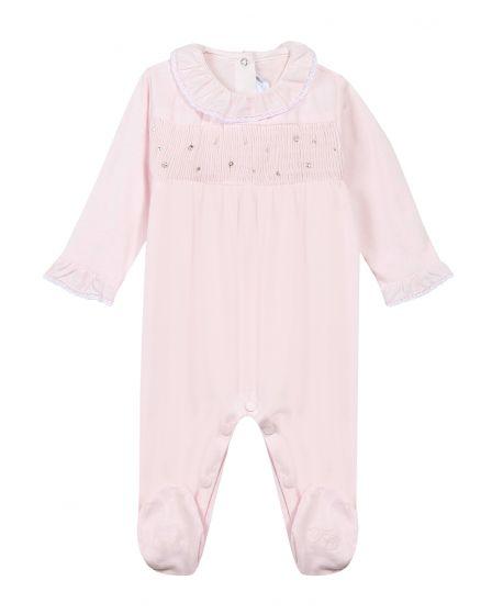 Pijama Bebe TARTINE ET CHOCOLAT Cuello Volante