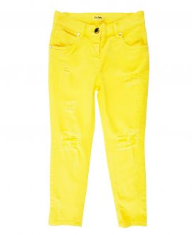 Pantalon Niña SO TWEE Amarillo