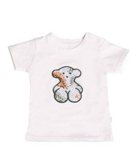 Camiseta Bebe Niño BABY TOUS Swim Celeste