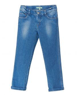 Pantalon Vaquero Azul Jeans NANOS Niña