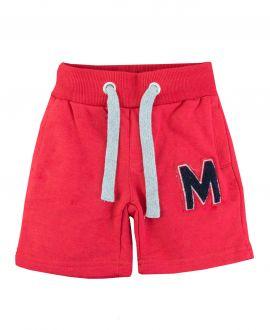 Pantalon Corto Niño FRANKIE MORELLO M Rojo