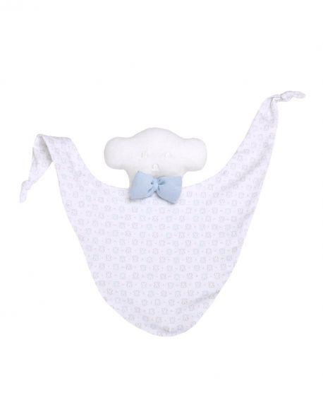 Doudou BABY TOUS Nudos Fly Azul