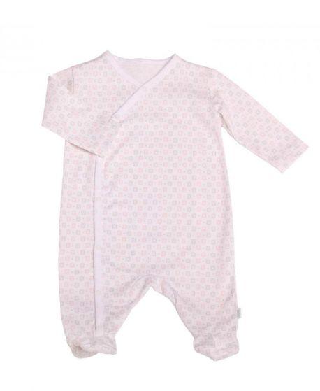Regalos Para Bebes Recien Nacidos Tous.Pijama Bebe Baby Tous Fly Rosa