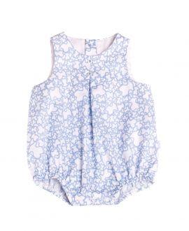 Ranita Bebe Niño BABY TOUS Kaos Mini Azul