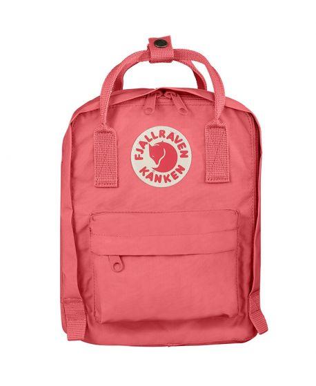 Mochila Fjallraven Kanken Mini Peach Pink