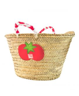 Cesto AL AGUA PATOS Tomates