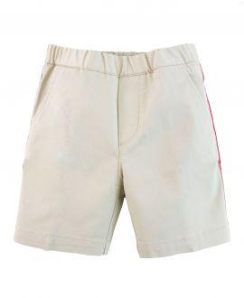 Pantalon Corto Bebe Niño MONCLER Beige