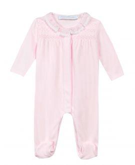 Pijama Bebe TARTINE ET CHOCOLAT Rosa Manga Larga