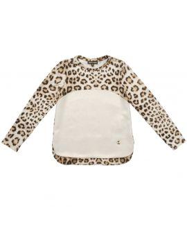Top Leopardo niña Cavalli