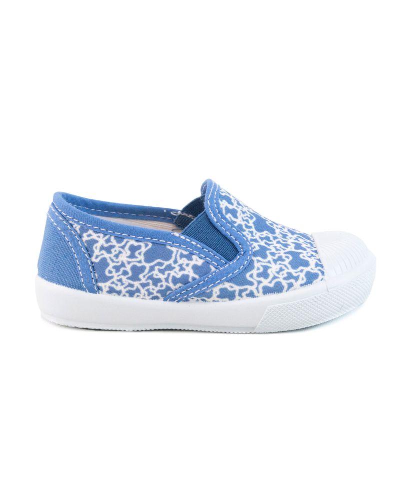 Baby Azul Ro Kaos Zapatos Niño Tous Infantil Qtsdhr