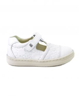 Zapato Bebe Niño BABY TOUS Mossaic Blanco