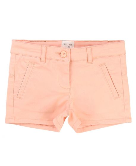 Short Niña CARREMENT BEAU Albaricoque