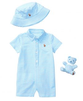 Kit Regalo Canastilla POLO RALPH LAUREN Azul